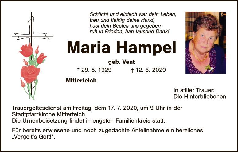 Amberger Zeitung Anzeigen